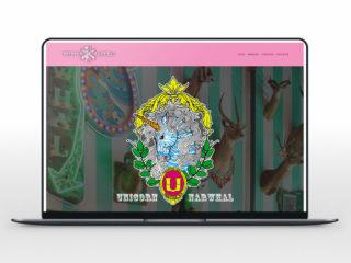 Unicorn Website
