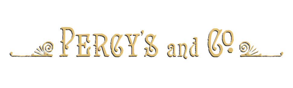 Percy's Logo Seattle Graphic Design Web Design